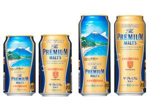 Suntory Beer Premium Molts summer, 2016