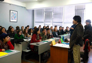 more students than target number participated (Tbilisi State Academy of Arts)
