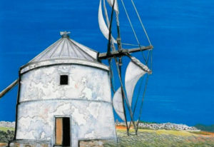 Windmill (South Spain)